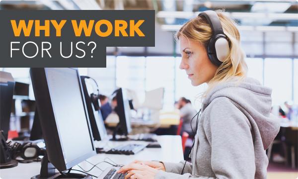 Warum bei uns arbeiten?