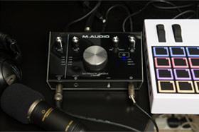 M-Track C Serie 2x2M Audiointerface