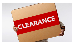 Clearance Deals.