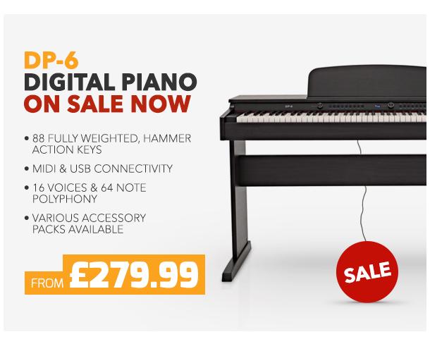 DP-6 Digital Piano.