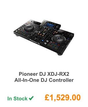 Pioneer DJ XDJ-RX2 All-In-One DJ Controller.