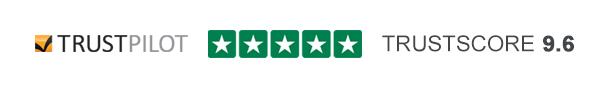 Gear4music Trustpilot Rating Excellent.