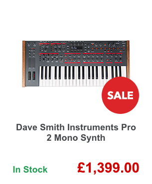 Dave Smith Instruments Pro 2 Mono Synth.