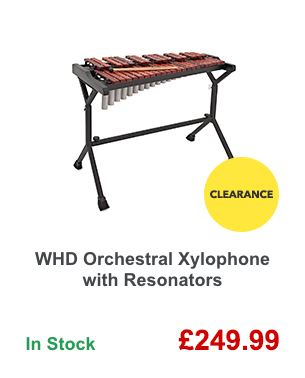 WHD Orchestral Xylophone with Resonators.