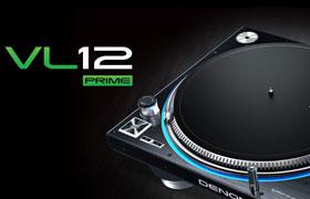 Denon DJ Prime VL12 Turntable