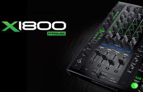 Denon DJ Prime X1800 DJ Mixer