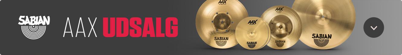Sabian AAX-salg